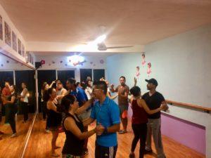 Benefits of salsa Dancing