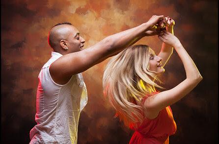 Bachata Dancing