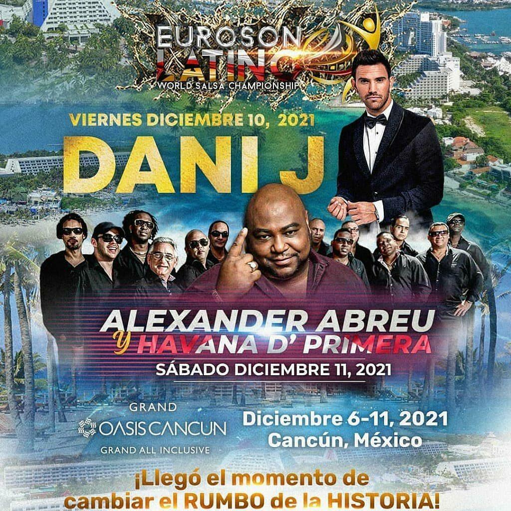 Euroson Latino Cancun 2021