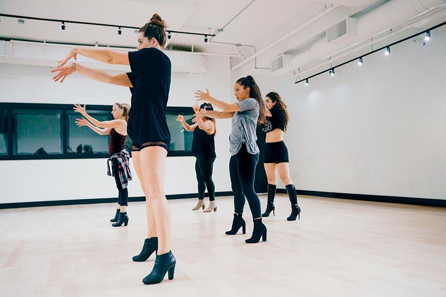 Salsa lessons Online