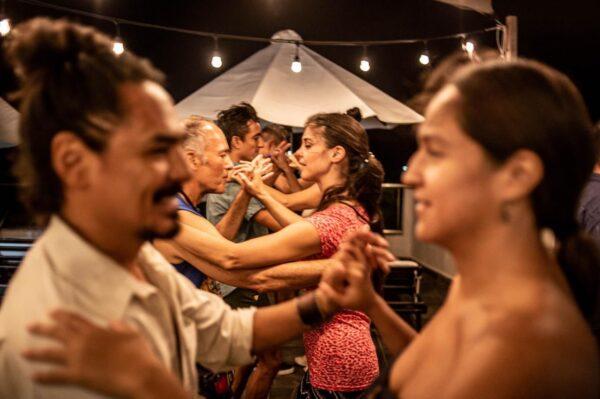 Salsa and bachata night Playa del Carmen