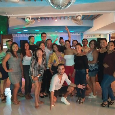 Clases de Salsa en Puerto Morelos