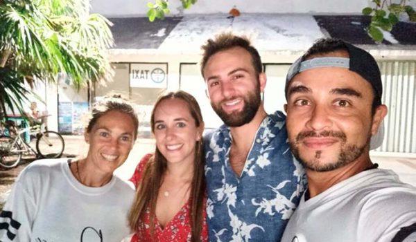 Playa del Carmen Salsa Class for couple