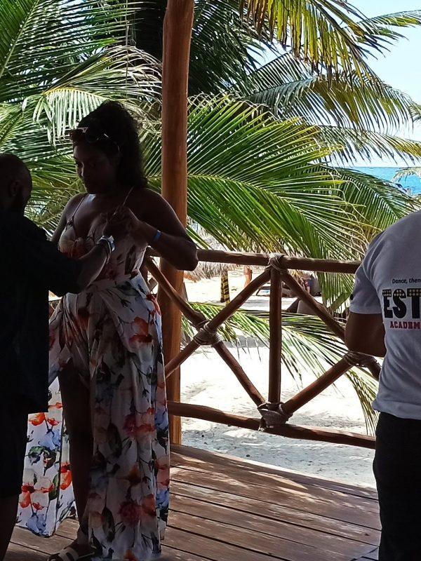 Salsa classes in Puerto Morelos
